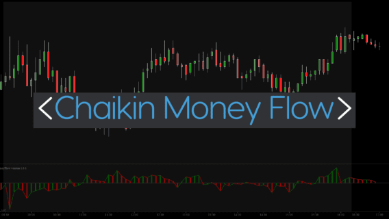 Indicator CMF / Chaikin Money Flow