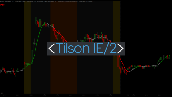 Tilson IE/2 Indicator